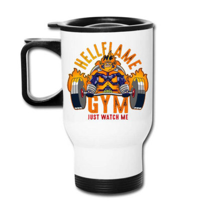 Endeavor Gym Travel Mug Designed By Teresa