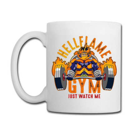 Endeavor Gym Coffee Mug Designed By Teresa