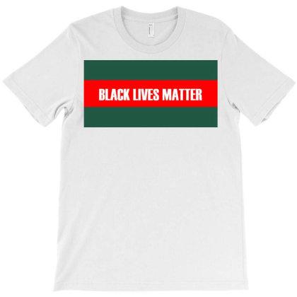 Black Lives Matter T-shirt Designed By Honeysuckle