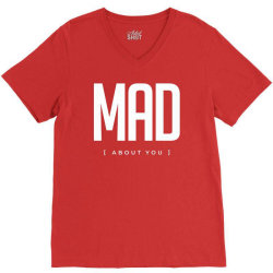 mad about you crazy in love V-Neck Tee | Artistshot