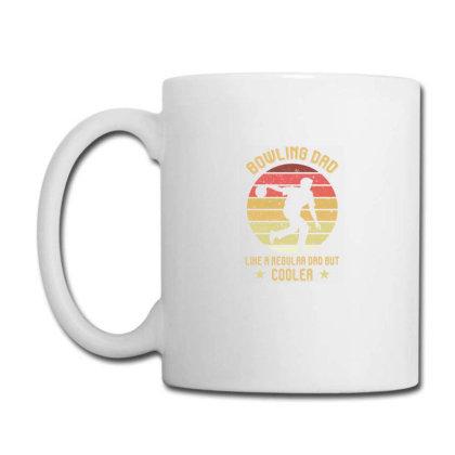 Bowling Dad Like A Regular Dad But Cooler Coffee Mug Designed By Sengul
