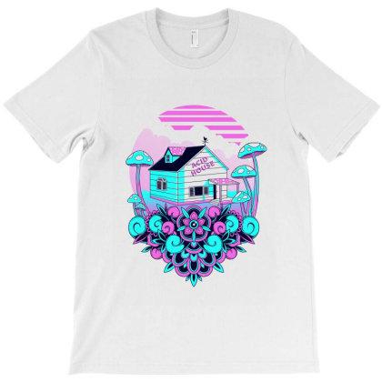 Acid House T-shirt Designed By Godzillarge