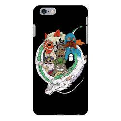 studio ghibli iPhone 6 Plus/6s Plus Case | Artistshot