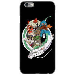 studio ghibli iPhone 6/6s Case | Artistshot