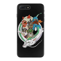 studio ghibli iPhone 7 Plus Case | Artistshot