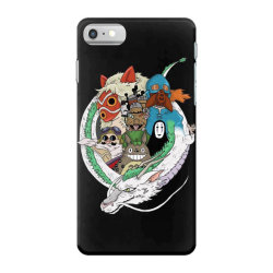 studio ghibli iPhone 7 Case | Artistshot