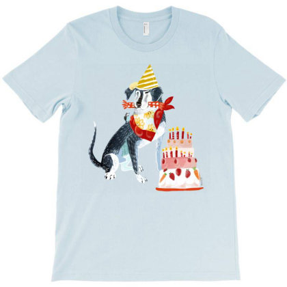 Happy Birthday T-shirt Designed By Belettelepink