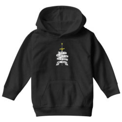 What do we say to the god of Debt? Youth Hoodie   Artistshot