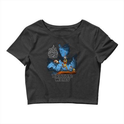 Avatar Wars Crop Top Designed By Alener
