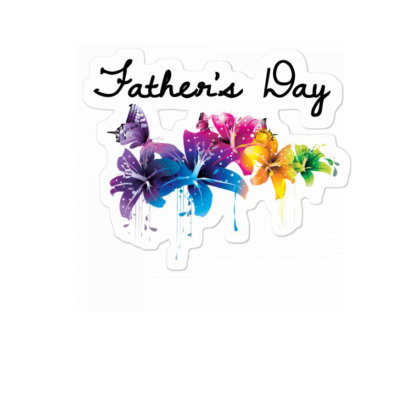 Father's Day Sticker Designed By Rohit 0275