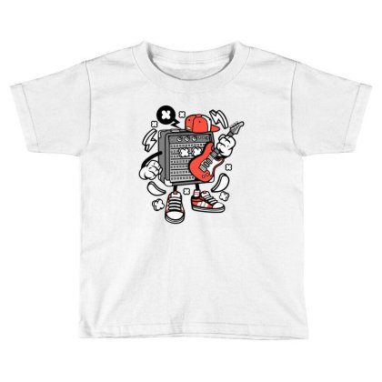 Amplifier Toddler T-shirt Designed By Rulart