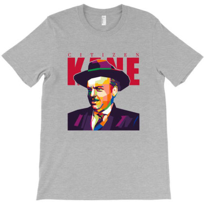 Citizen Kane T-shirt Designed By Nyuwunsewu