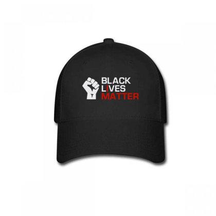 Black Lives Matter Embroidery Baseball Cap Designed By Madhatter
