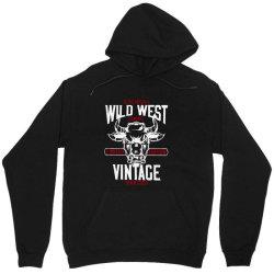 wild west vintage denim   2 Unisex Hoodie | Artistshot