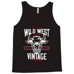 wild west vintage denim   2 Tank Top | Artistshot