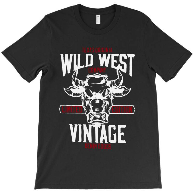 Wild West Vintage Denim   2 T-shirt | Artistshot