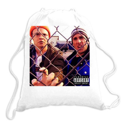 Scranton The Electric City Drawstring Bags Designed By Cahyorin