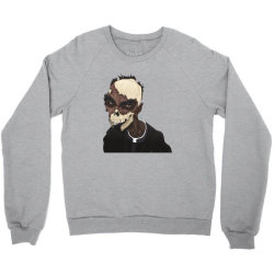 Zombie Crewneck Sweatshirt | Artistshot