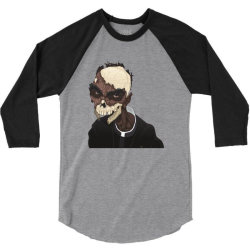 Zombie 3/4 Sleeve Shirt | Artistshot