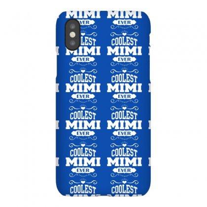 Coolest Mimi Ever Iphonex Case Designed By Tshiart