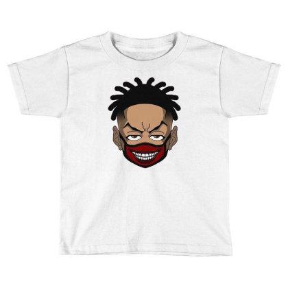 Lil Peep Toddler T-shirt Designed By Ellraymond