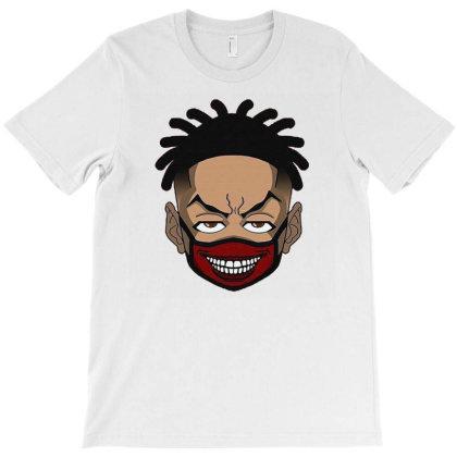 Lil Peep T-shirt Designed By Ellraymond