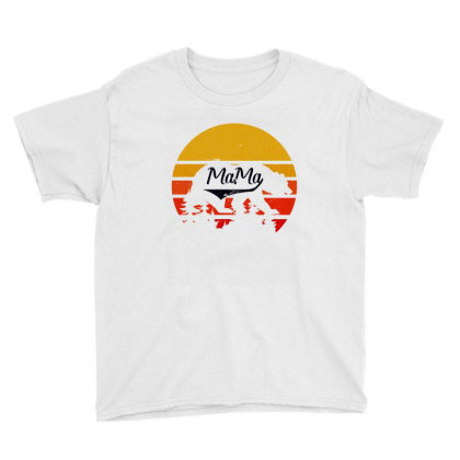 Mama Bear Youth Tee Designed By Bettercallsaul