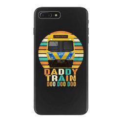 daddy train doo doo doo fathers day 2020 quarantined vintage iPhone 7 Plus Case | Artistshot
