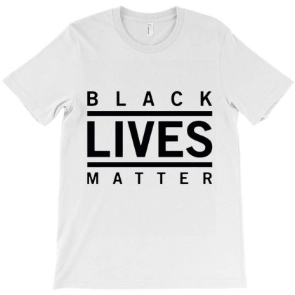 Black Lives Matter T-shirt Designed By Amber Petty