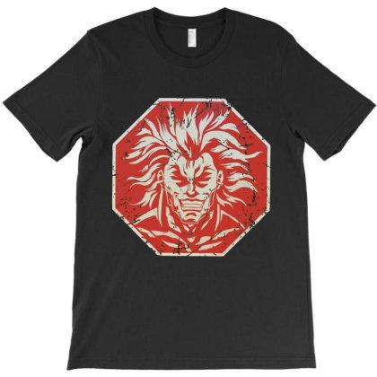 Baki T-shirt Designed By Mazikos