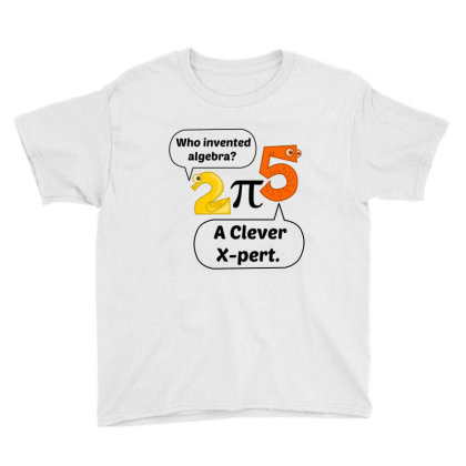 Algebra Expert Youth Tee Designed By Perfect Designers