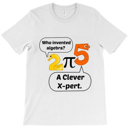 Algebra Expert T-shirt Designed By Perfect Designers
