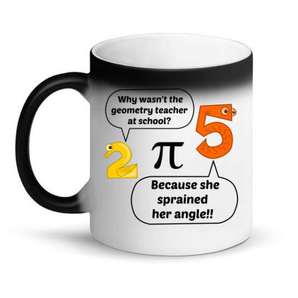 Geometry Teacher At School Magic Mug Designed By Perfect Designers