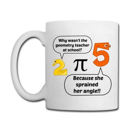Geometry Teacher At School Coffee Mug Designed By Perfect Designers