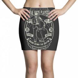 bass player Mini Skirts   Artistshot