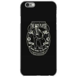 bass player iPhone 6/6s Case | Artistshot