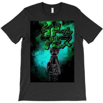 Abysse Awakening T-shirt Designed By Ryukrabit