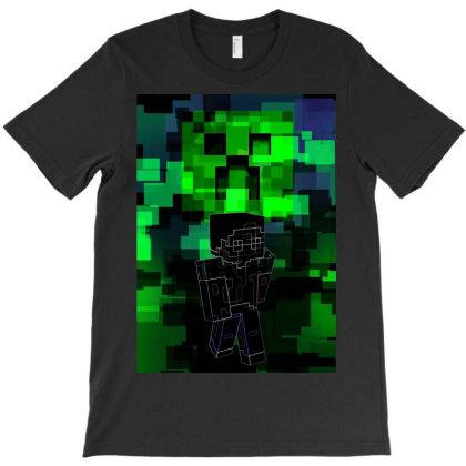 Minecraft Awakening T-shirt Designed By Ryukrabit