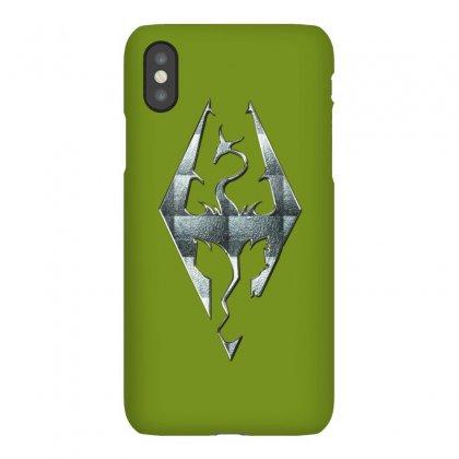 Skyrim Iphonex Case Designed By Rardesign