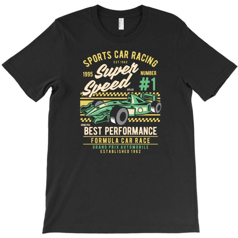 Sports Car Racing T-shirt | Artistshot