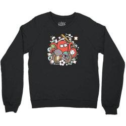 sports octopus Crewneck Sweatshirt | Artistshot