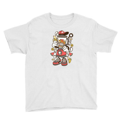 Blender Youth Tee Designed By Rulart