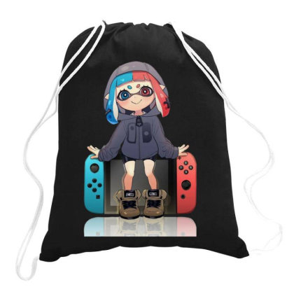 Game Switch Drawstring Bags Designed By Cahyorin