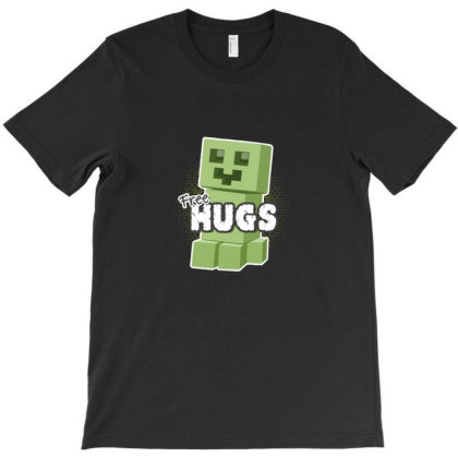 Free Hugs T-shirt Designed By Asatya