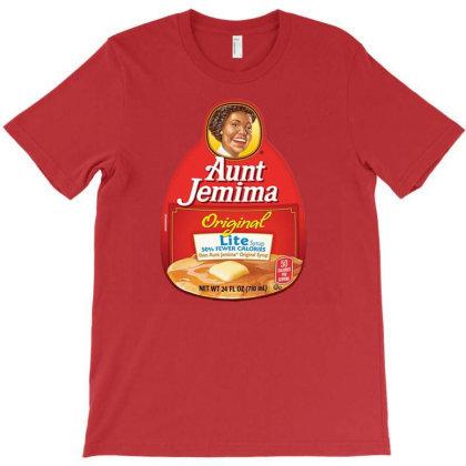 Aunt Jemima Syrup T-shirt Designed By Kakashop