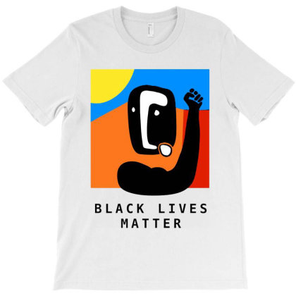 Black Lives Matter T-shirt Designed By Blqs Apparel