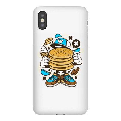Waffle Iphonex Case Designed By Januarart