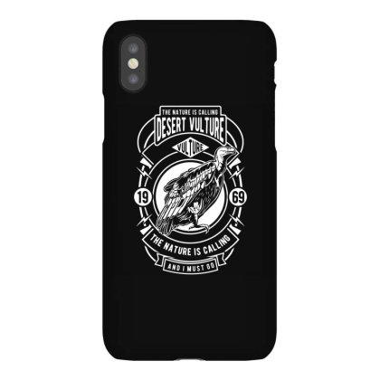 Vulture Iphonex Case Designed By Januarart