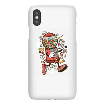 Candy Machine Iphonex Case Designed By Rulart