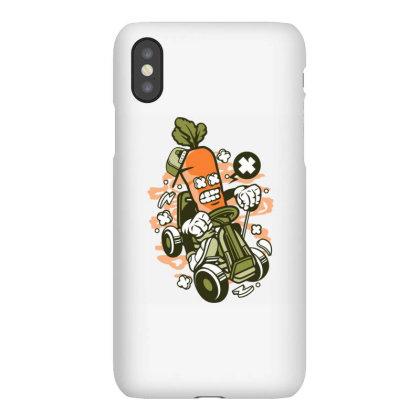 Carrot Gokart Rider Iphonex Case Designed By Rulart